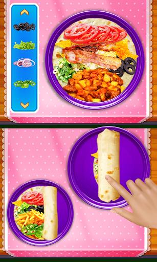 Burrito Maker Fever: Mexican Food Tacos & Tortilla  screenshots EasyGameCheats.pro 5