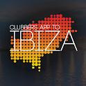 Clubbers App to Ibiza icon