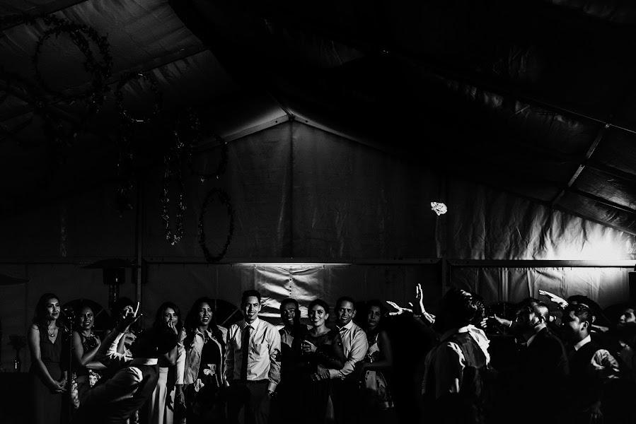 Wedding photographer Valery Garnica (focusmilebodas2). Photo of 17.10.2019
