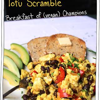 Breakfast of (Vegan) Champions Recipe