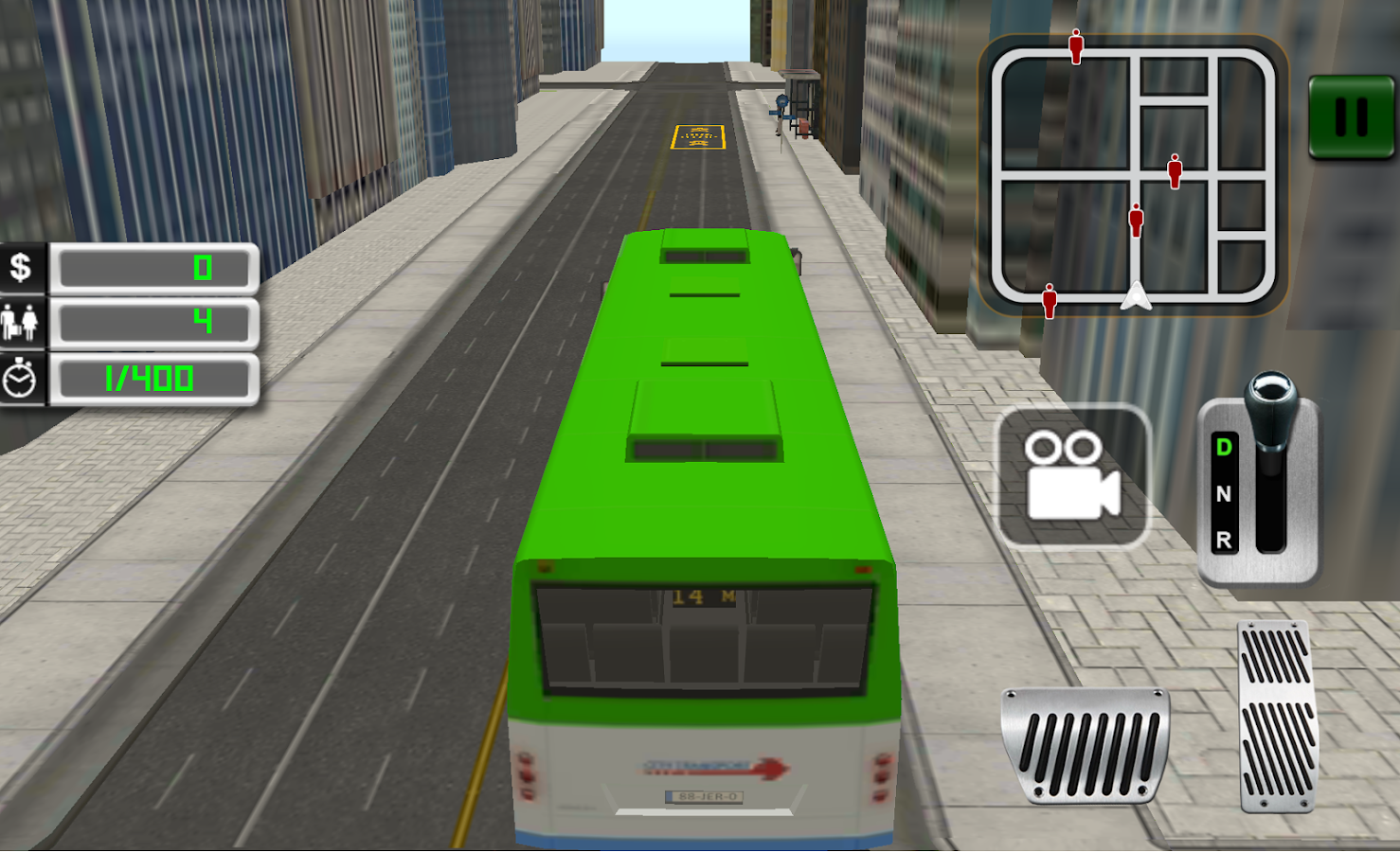 Euro Bus Driving Simulator 2018 (by Racing Games) Android ...