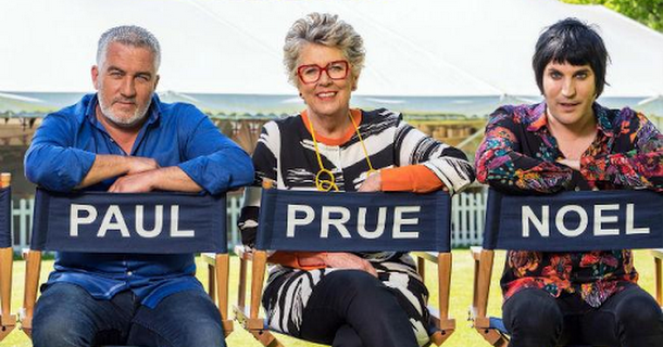 Great British Bake Off brands BBC bullies