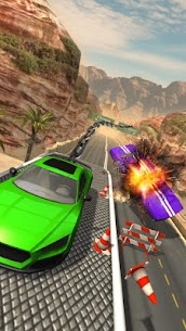 Chained Car Racing Games 3D Mod Apk 1.8 1