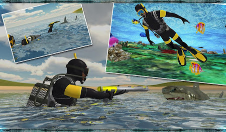 Spear Fishing Scuba Deep Dive 1.0.3 screenshot 928427