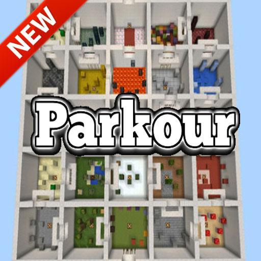 Paradise Parkour for MCPE
