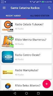 Santa Catarina Todas as Estações de Rádio - náhled