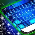 ネオンブルーキーボード icon