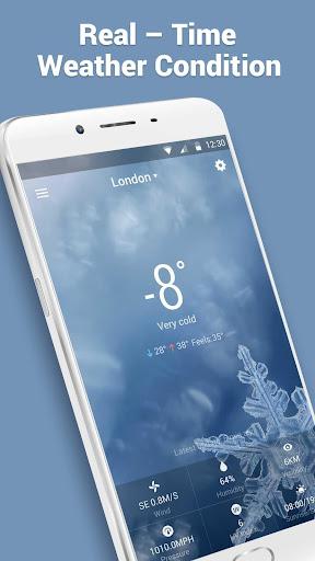 Desktop Weather Clock Widget screenshot 5