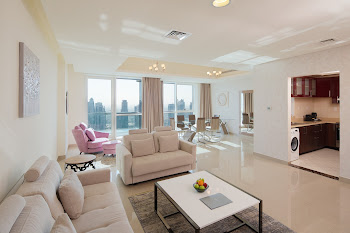 Dubai Marina Serviced Apartments