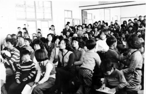 古早的學校情形