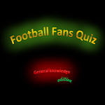Football Fans Quiz - General Knowledge Icon