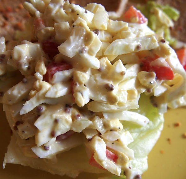 Bahamian Egg Salad Recipe