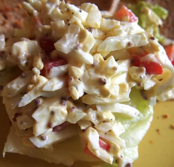 Bahamian Egg Salad