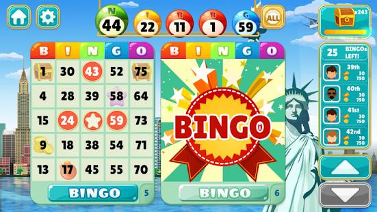 Bingo Bay - Free Bingo Games - náhled