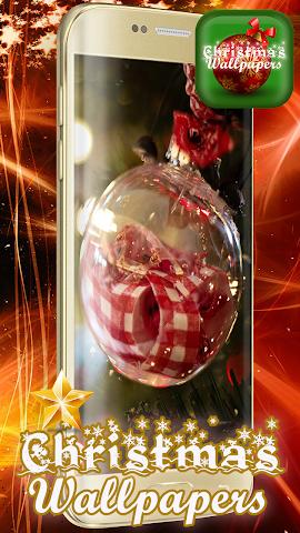 android Fonds d'écran 3d Noël Screenshot 5