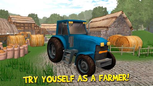 USA Country Farm Simulator 3D