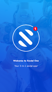 Social One - Facebook, Instagram & Twitter