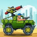 Mad Day - Truck Distance Game icon
