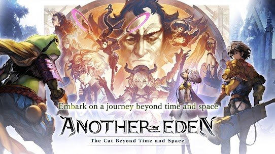 ANOTHER EDEN The Cat Beyond Time and Space 1