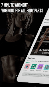 7 Minute Workout – Hipra Fitness App 1