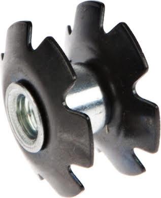 """Aheadset Starnut for 1-1/8"""" Steel and Aluminum Steerer Tubes alternate image 0"""