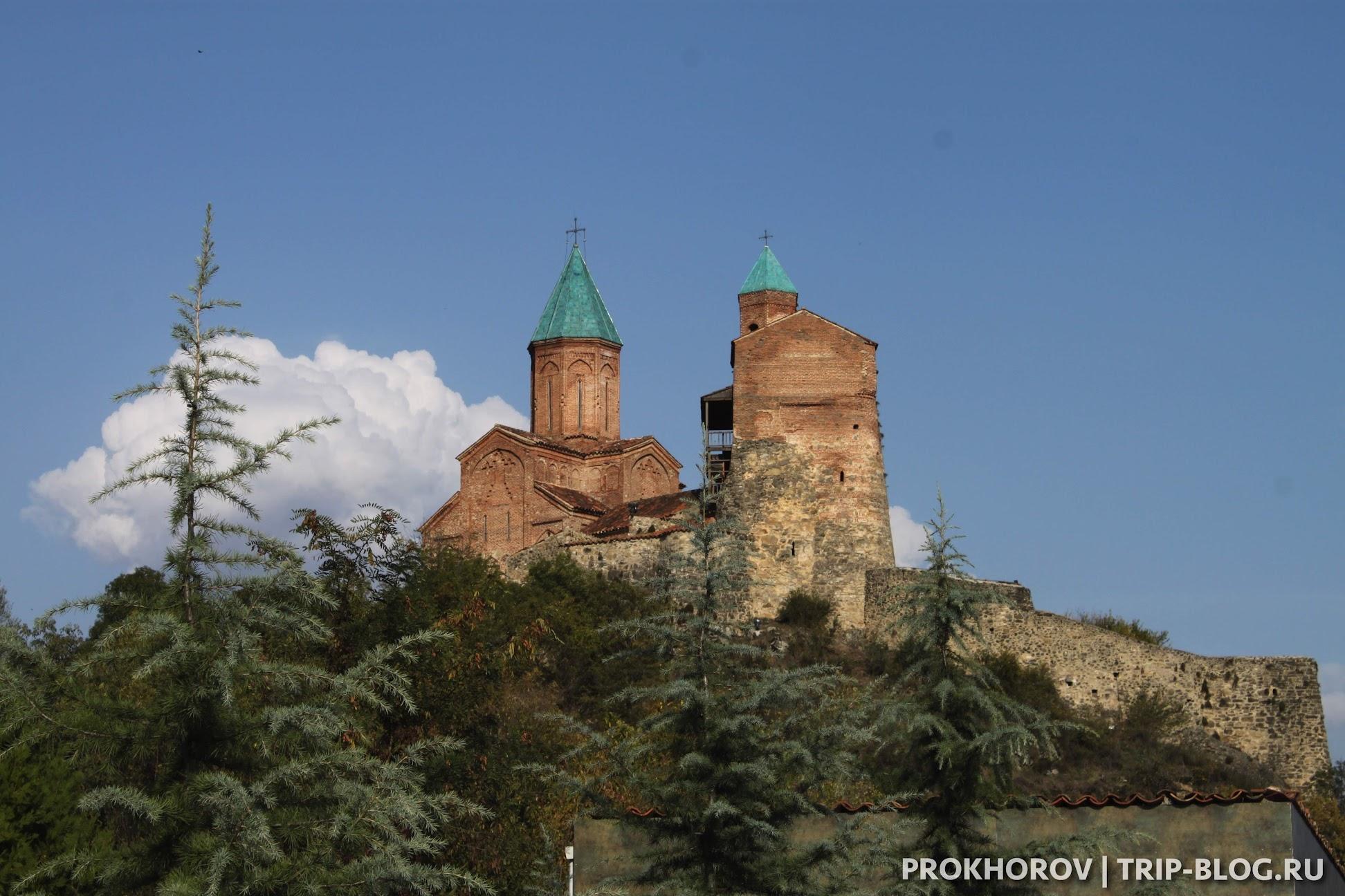 Экскурсии из Тбилиси