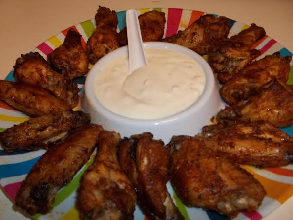 Buffalo Wings Won't You Come Out Tonite?(sallye) Recipe