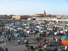 Visiter Djemaad El-Fna
