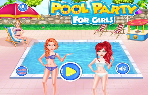 Pool Party For Girls 1.0.6 screenshots 1