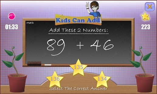 Kids Can Add- screenshot thumbnail