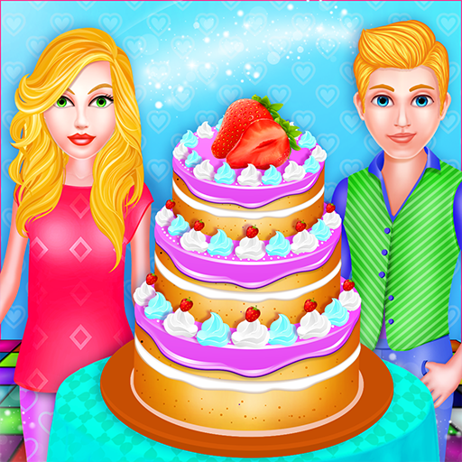Dream Wedding Planner Party – Bride Groom Makeover (game)
