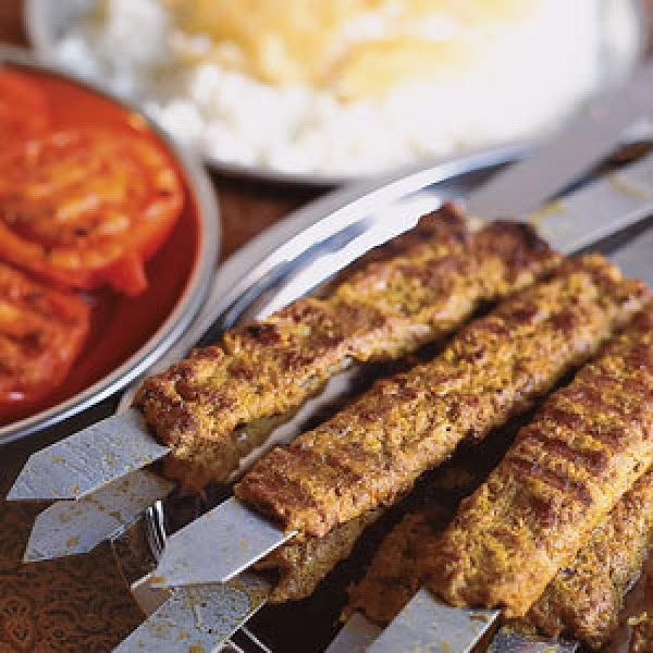 Kabob-e-kubideh--beef Or Lamb Kabobs Recipe
