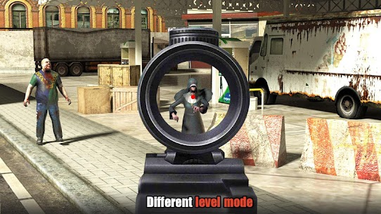 Hopeless Raider – Zombie Shooting Games 2