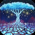 Star home : Glowing magic land Live wallpaper