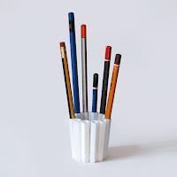 12鉛筆ポット