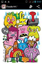 Doodle Art Ideas - screenshot thumbnail 03