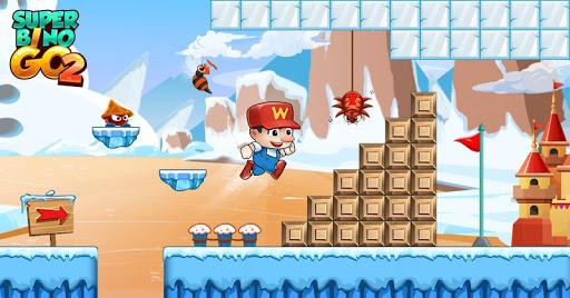 Super Bino Go 2 - New Game 2020 apkdebit screenshots 5