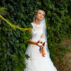 Wedding photographer Vasiliy Sosnovskiy (vasilysosnovsky). Photo of 14.09.2016