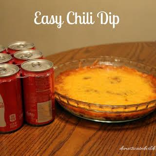 Easy Chili Dip.