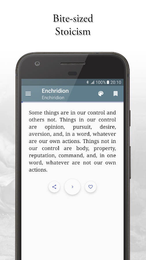STOICO • Everyday Stoic Wisdom- screenshot