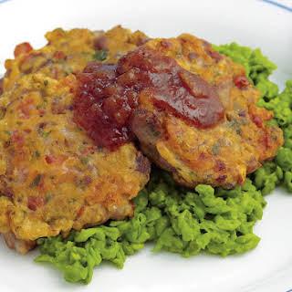 Lamb and Tomato Rissoles.