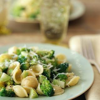 Broccoli with Orecchiette Recipe