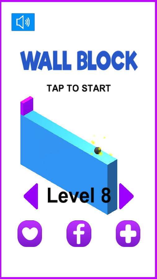 Wall Block- screenshot
