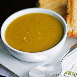 Simple, Easy Split Pea Soup