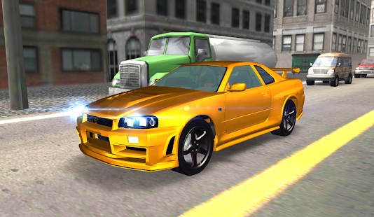 Race Game Four Cars Price Right