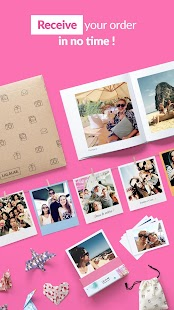 LALALAB prints your photos, photobooks and magnets Screenshot