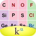 K12 Periodic Table icon
