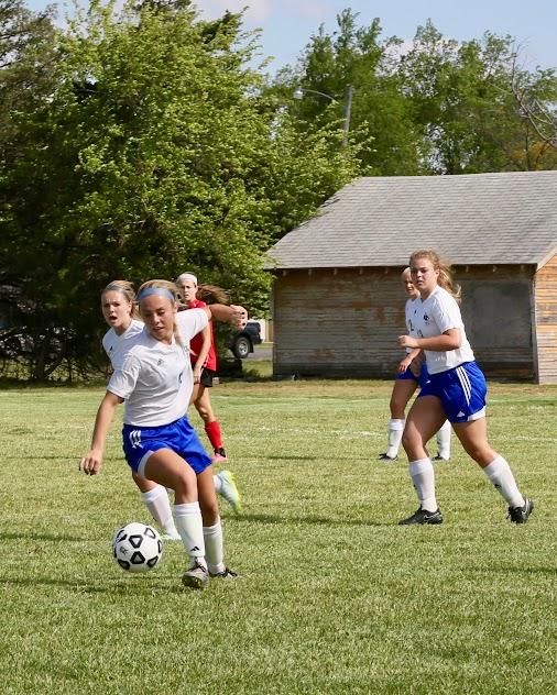 5-4-17 HHS vs Maize Soccer