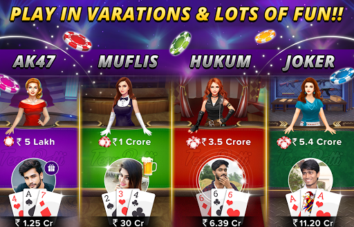 Classic Teen Patti -3Patti android2mod screenshots 3
