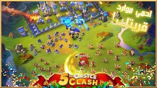 Castle Clash: u0641u0631u064au0642 u0627u0644u0634u062cu0639u0627u0646 1.2.81 Screenshots 3